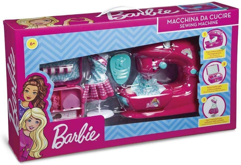 grandi giochi macchina da cucire di barbie