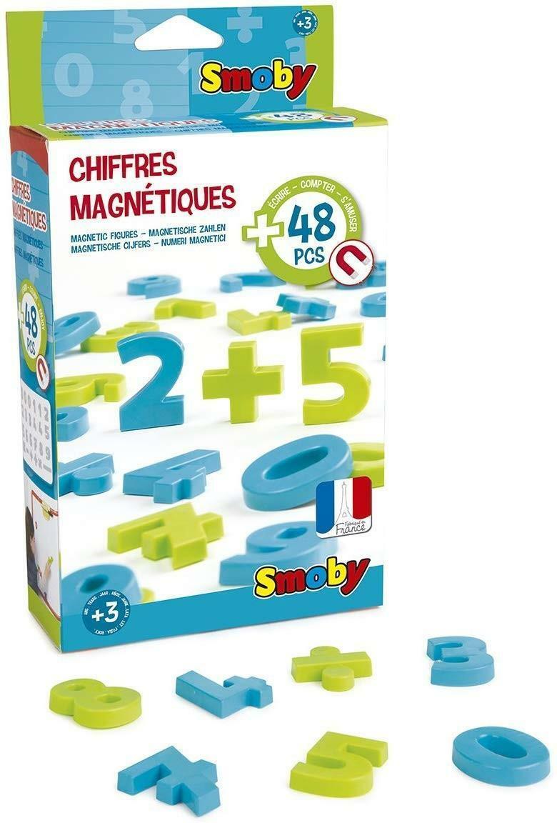 simba simba numeri e simboli magnetici 48 pz