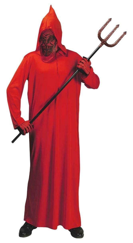widmann widmann costume da diavolo in taglia 8/10 anni