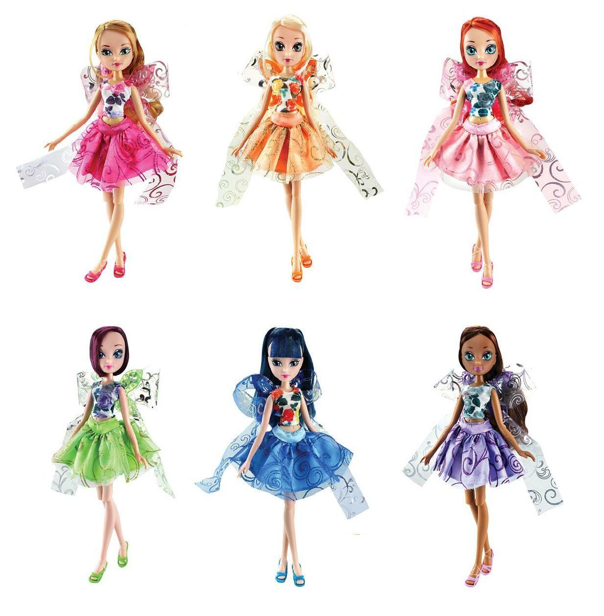 giochi preziosi giochi preziosi bambola winx club magic ribbon