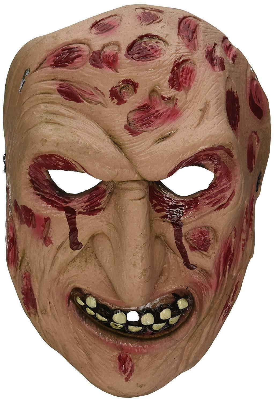 widmann widmann maschera da assassino ustionato taglia unica