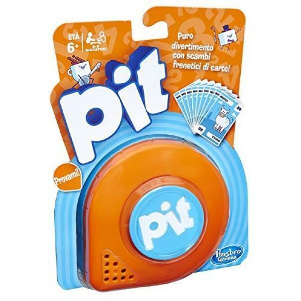 hasbro gioco pit