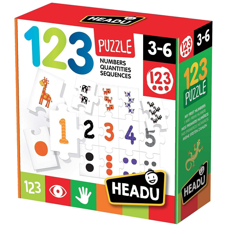headu headu 123 puzzle