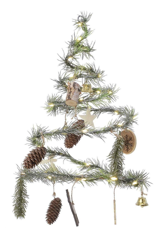 kaemingk kaemingk albero di natale spirale led cm 28