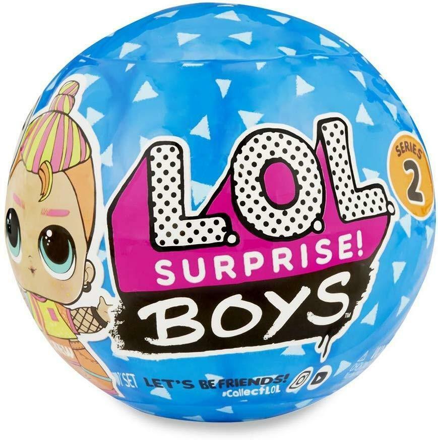 giochi preziosi lol surprise! boys serie 2