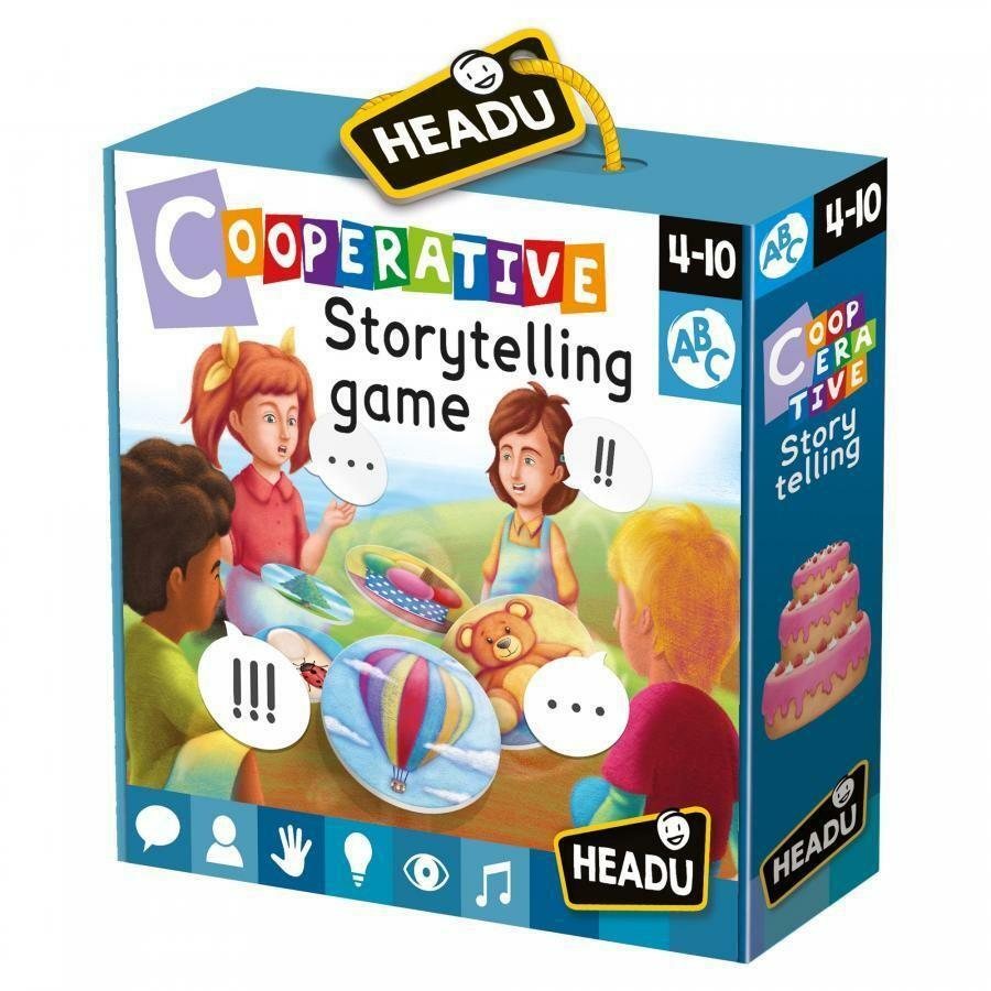 headu headu cooperative storytelling