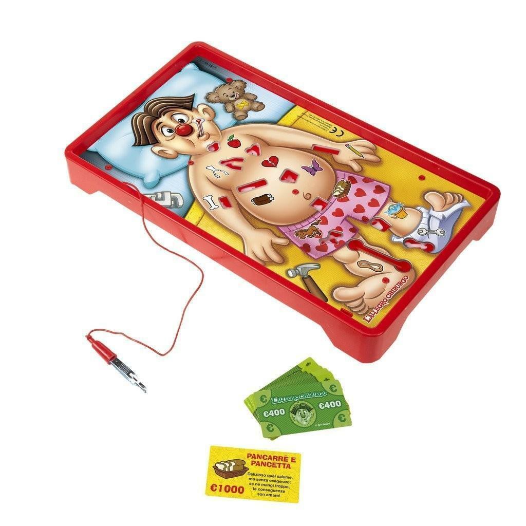 hasbro gioco lallegro chirurgo