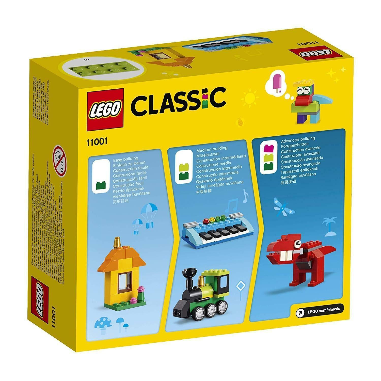 lego lego classic 11001- mattoncini e idee gioco per bambini