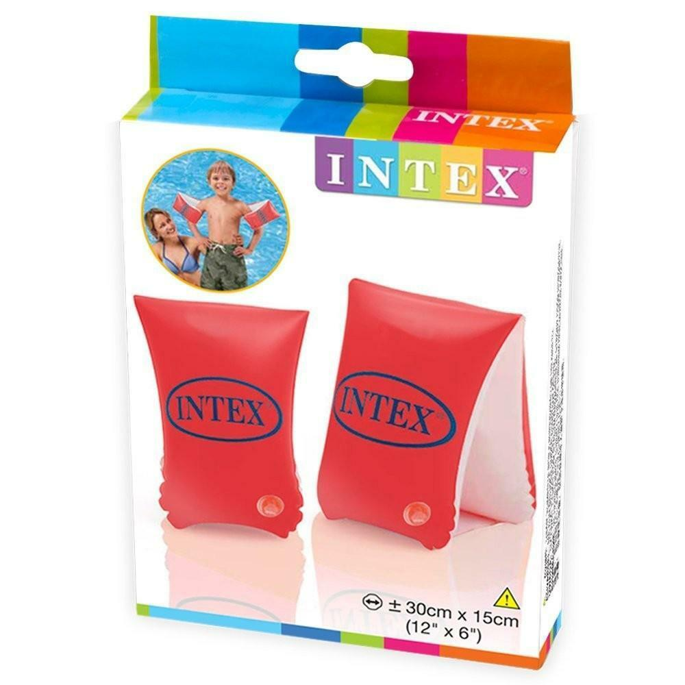 intex intex braccioli deluxe cm 30x15 - 58641