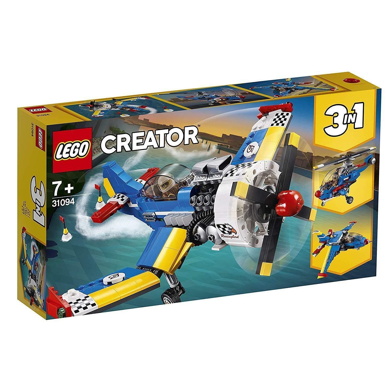 lego lego creator 31094 - aereo da corsa