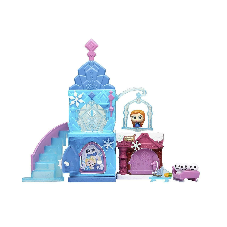 giocattoli doorables playset fantasy di frozen