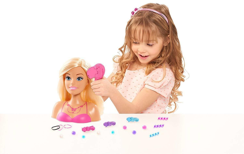 giochi preziosi testa a coiffet barbie acconciatura