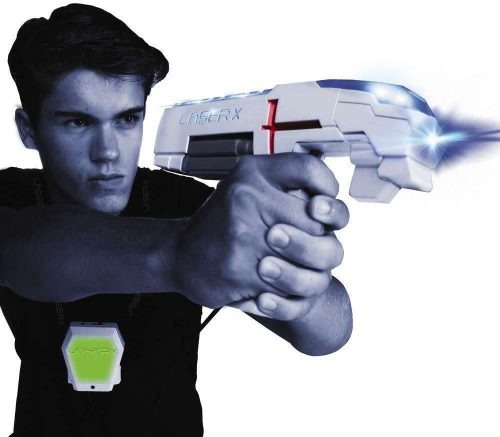 giochi preziosi fucili laser x double blasters
