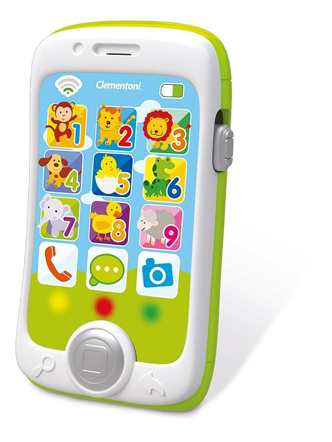 clementoni clementoni smartphone touch & play 14969
