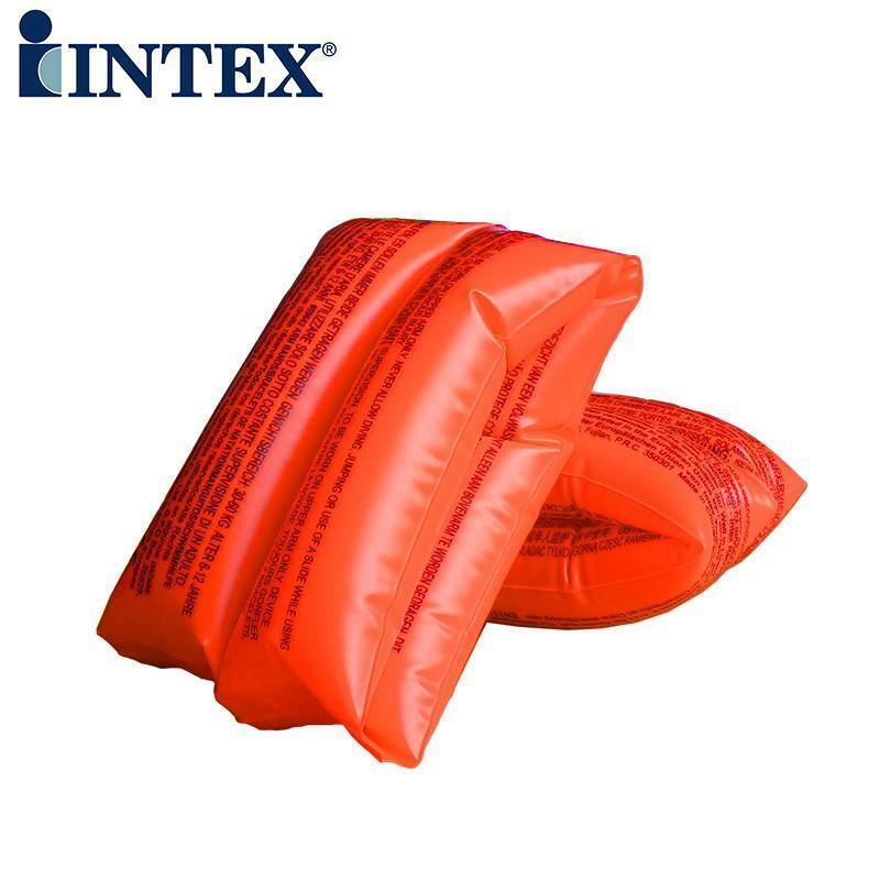 intex intex braccioli arancioni cm 25x17