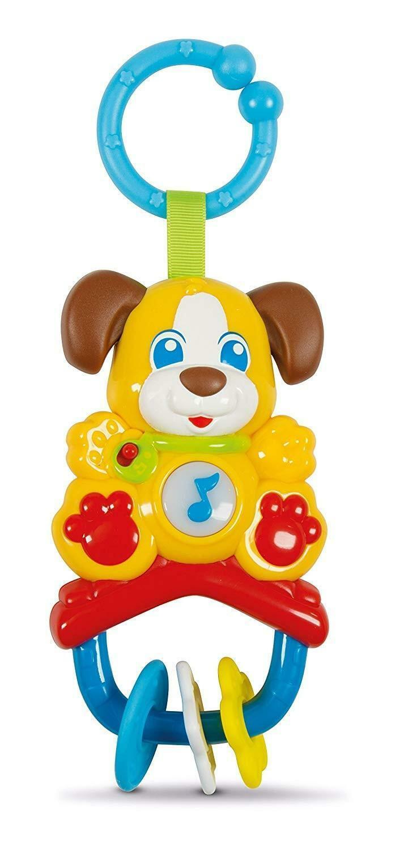 clementoni sonaglino elettronico cagnolino 17110