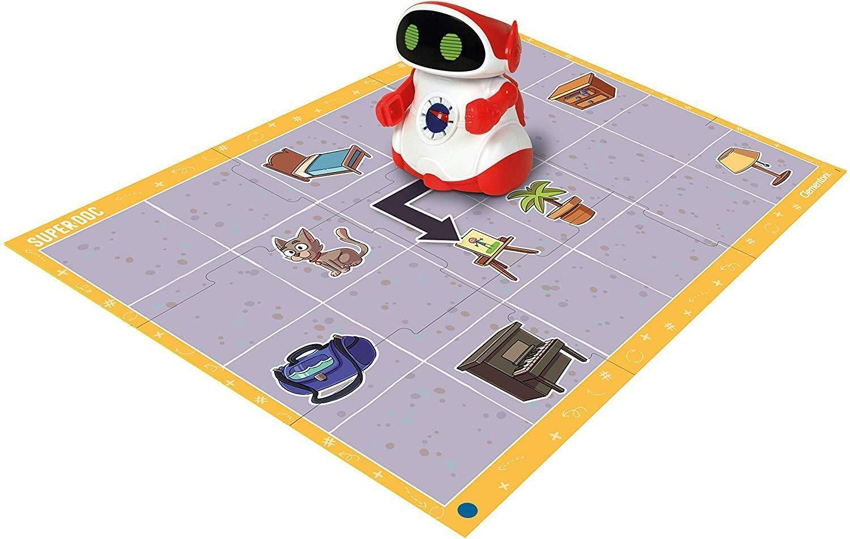 clementoni sapientino 12094 - superdoc robot educativo