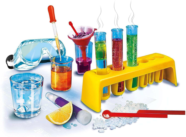 clementoni scienza & gioco - la mia prima chimica 12800