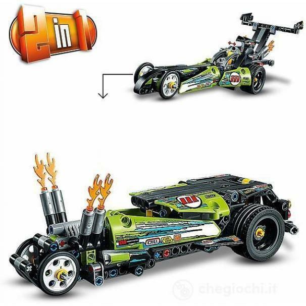 lego lego technic 42103 - dragster
