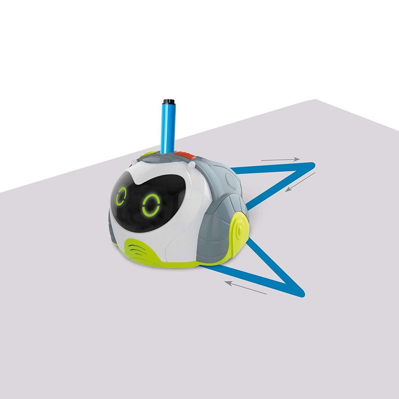 clementoni sapientino - bubble robot educativo 16621