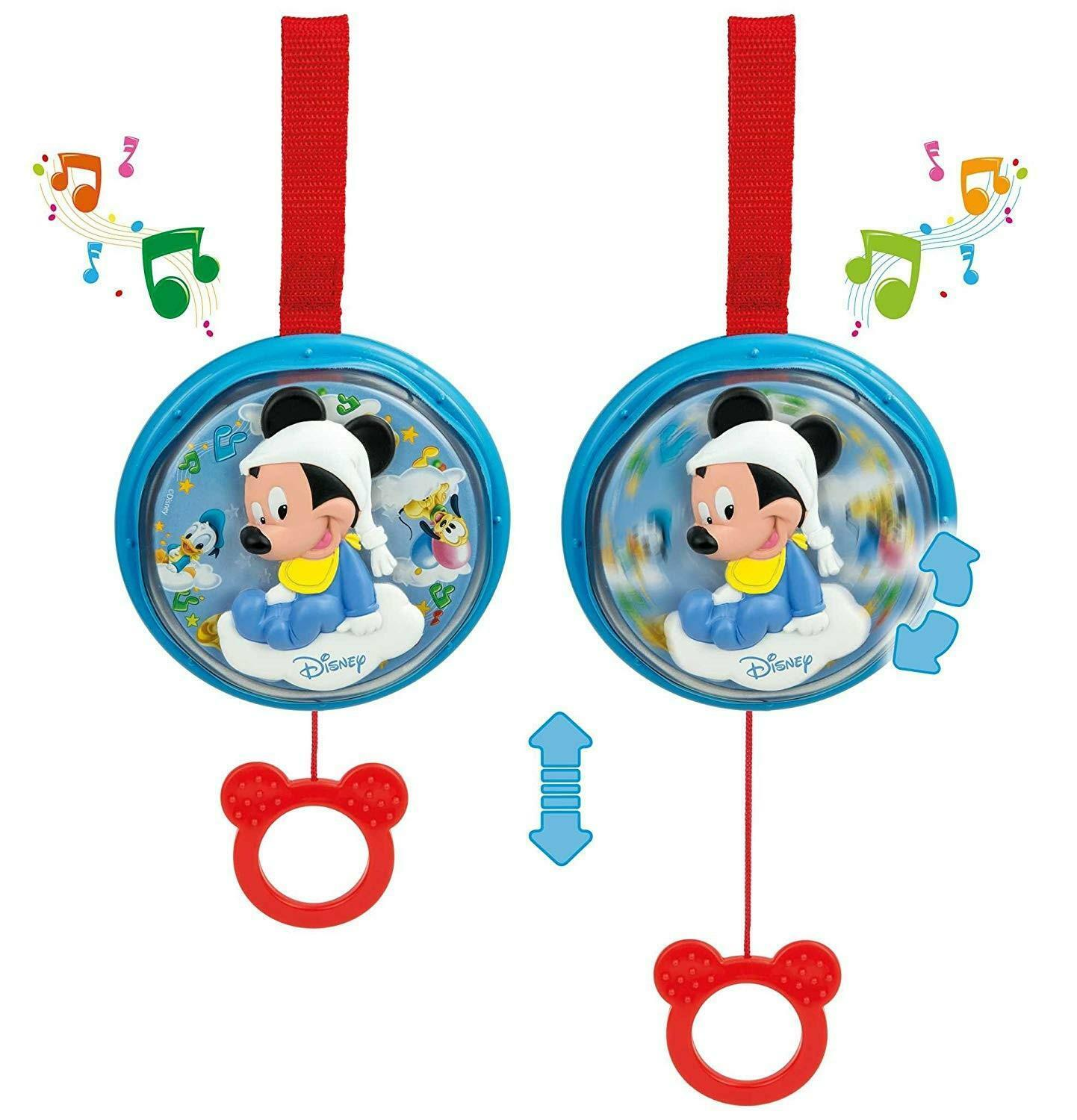 clementoni baby mickey carillon dolce notte 14650