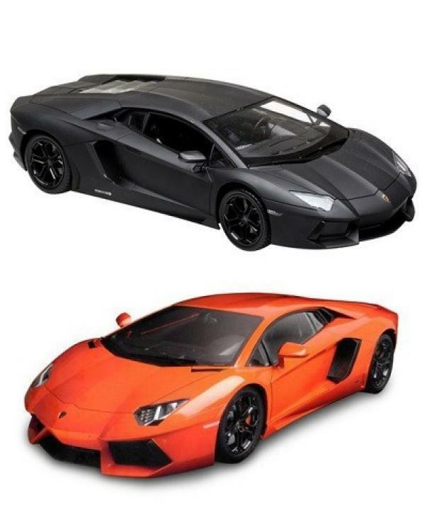 re.el toys re.el toys auto r/c lamborghini aventador scala 1/24