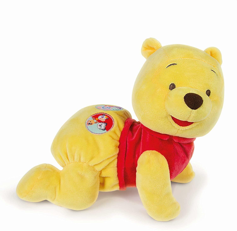 clementoni winnie the pooh gattona con me 17306