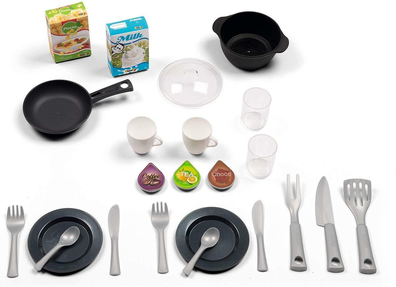 smoby smoby cucina bon appetit con accessori