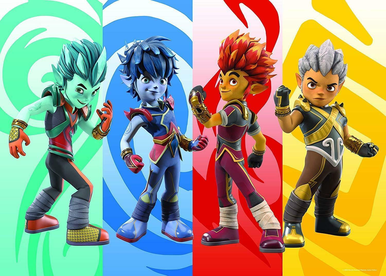 ravensburger ravensburger puzzle 24 pz - gormiti