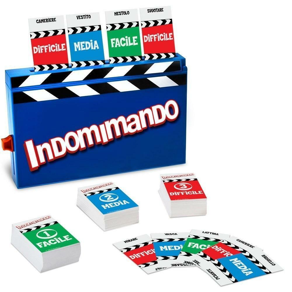 hasbro hasbro gioco indomimando - versione italiana