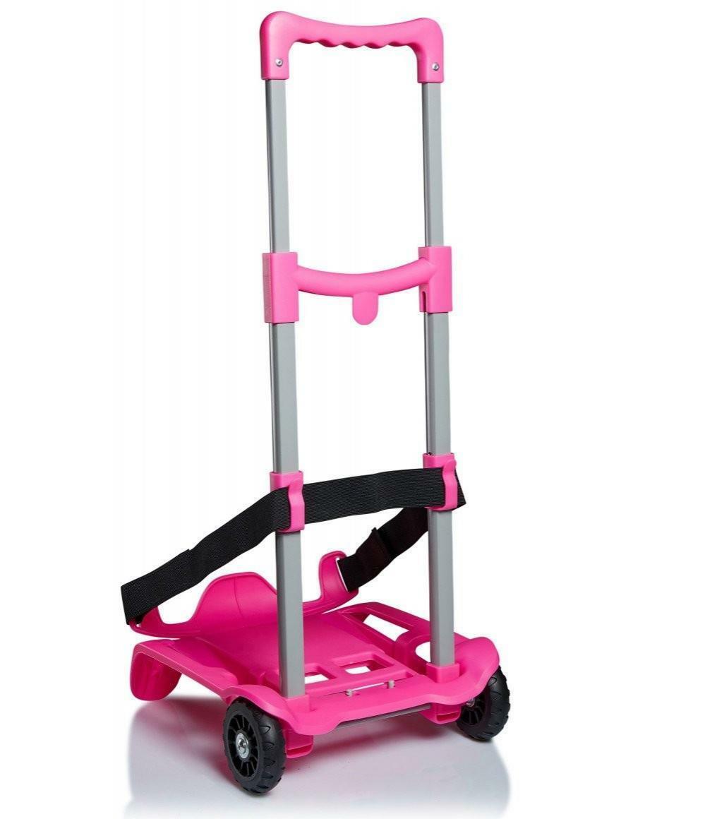 seven seven be box trolley top - rosa