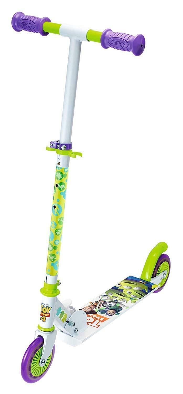 simba simba toy story - monopattino pieghevole 2 ruote