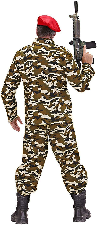 widmann widmann costume soldato taglia s
