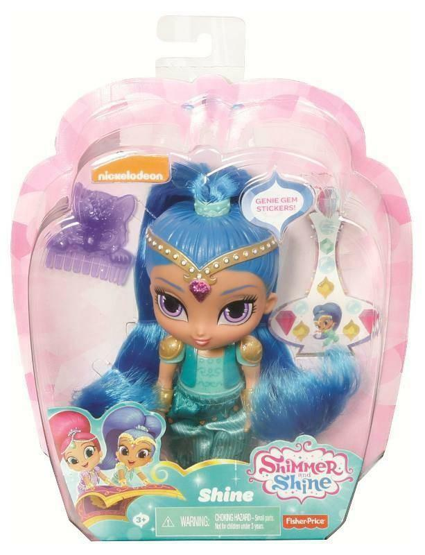 fisher-price fisher-price blister 1 personaggio shimmer-shine