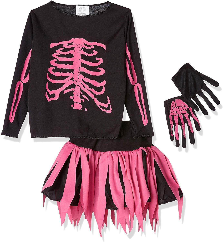widmann widmann costume ballerina skeleton taglia 8/10 anni