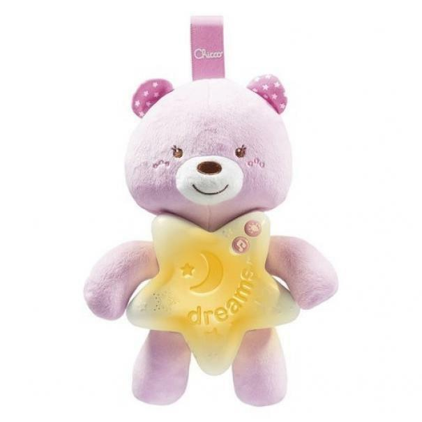 chicco chicco orsetto first dreams rosa