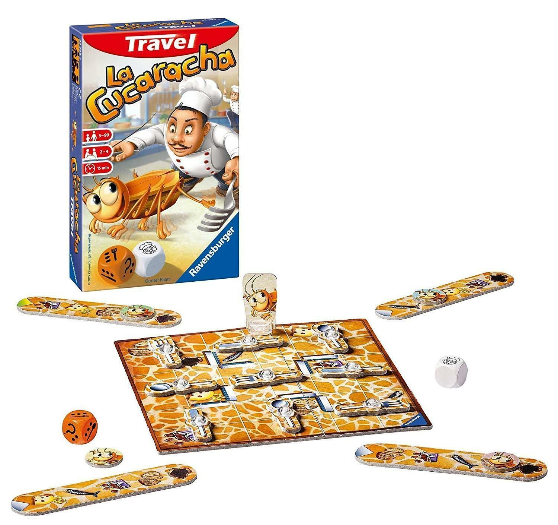 ravensburger ravensburger gioco travel la cucaracha