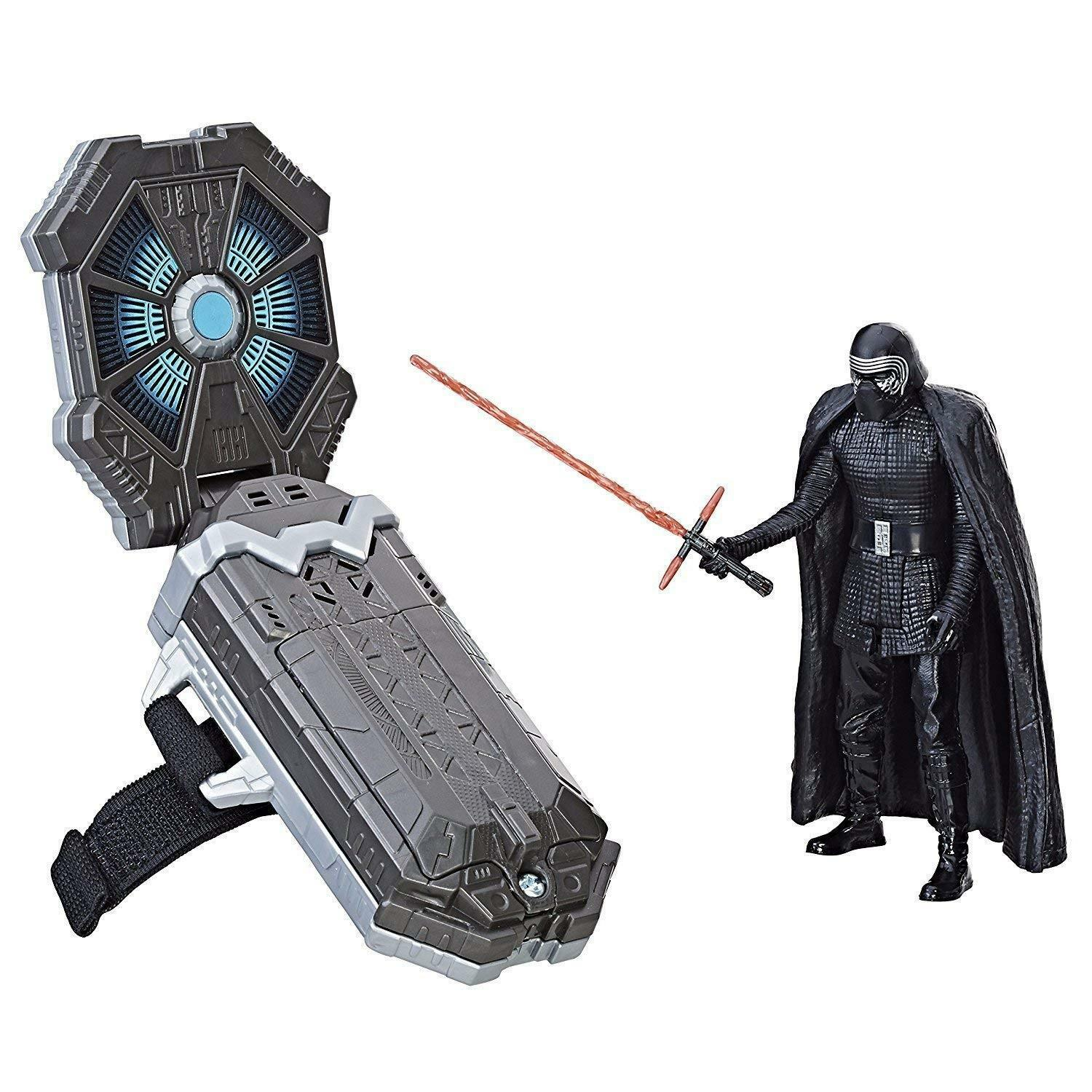 hasbro star wars - kit base con personaggio kylo ren