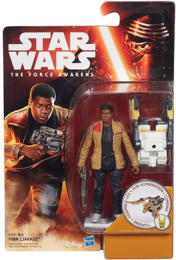 hasbro star wars the force awakens - blister 1 personaggio 10 cm