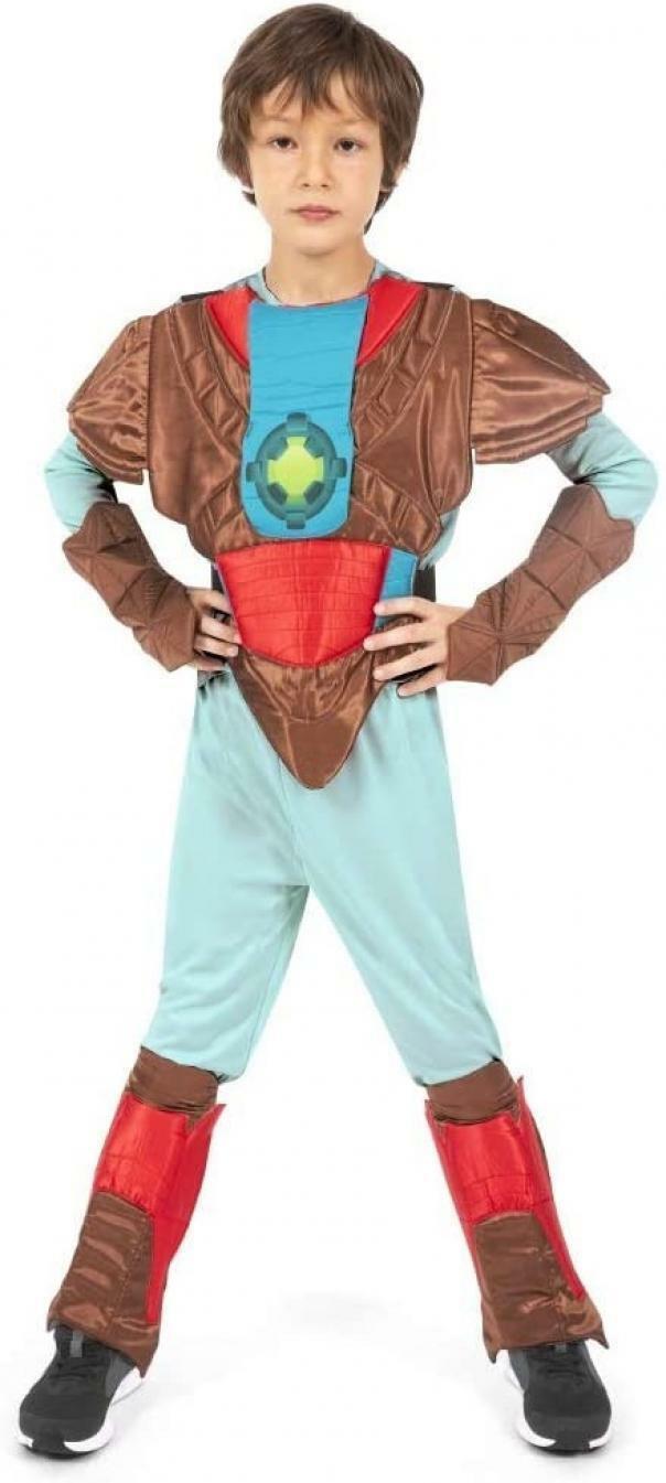 giochi preziosi gormiti - costume ultra lord trityon - taglia s