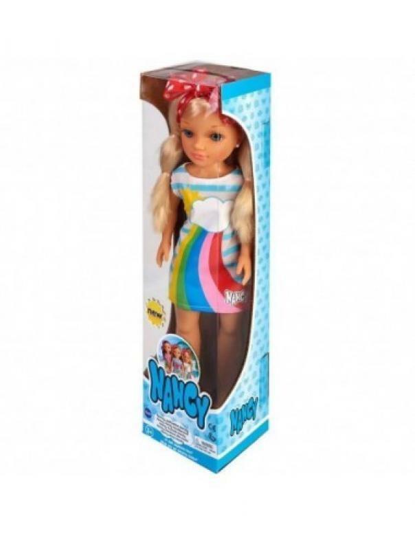 giochi preziosi bambola nancy bandana alla moda