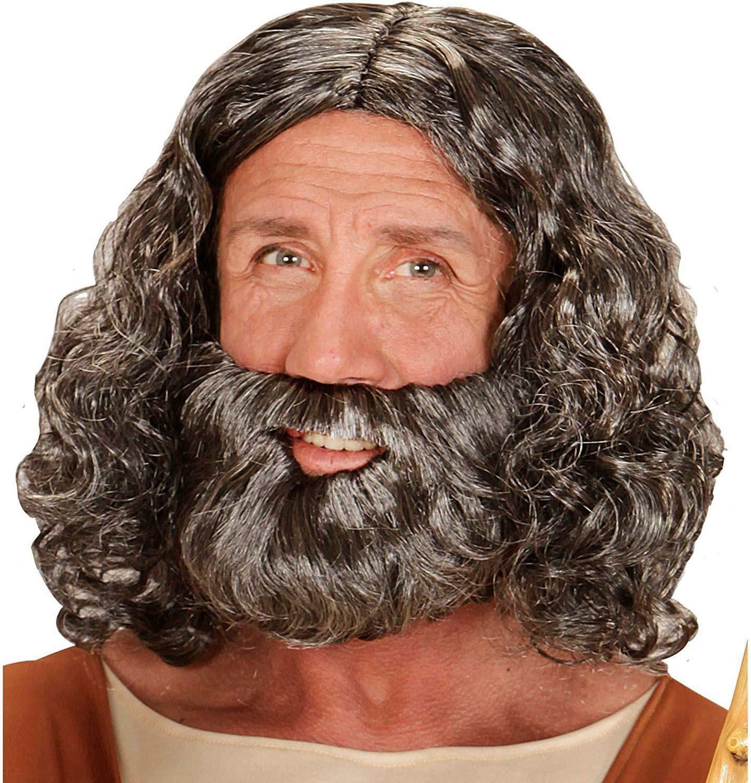 widmann widmann parrucca e barba biblica