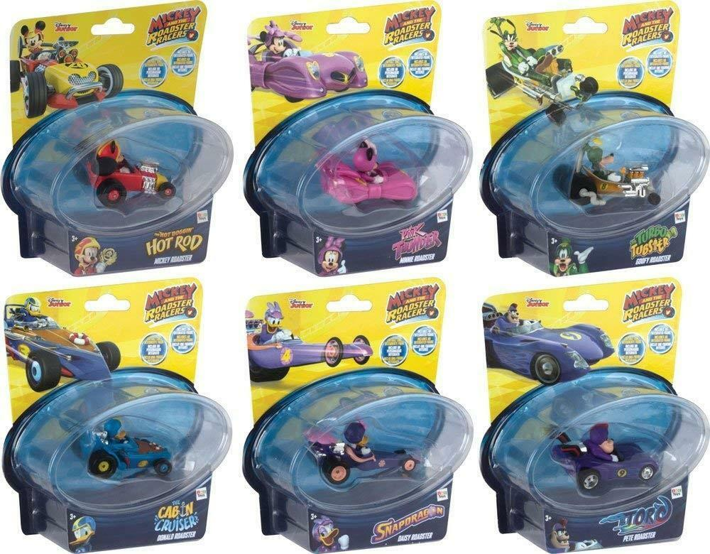 imc toys veicoli mickey and the roadster racers
