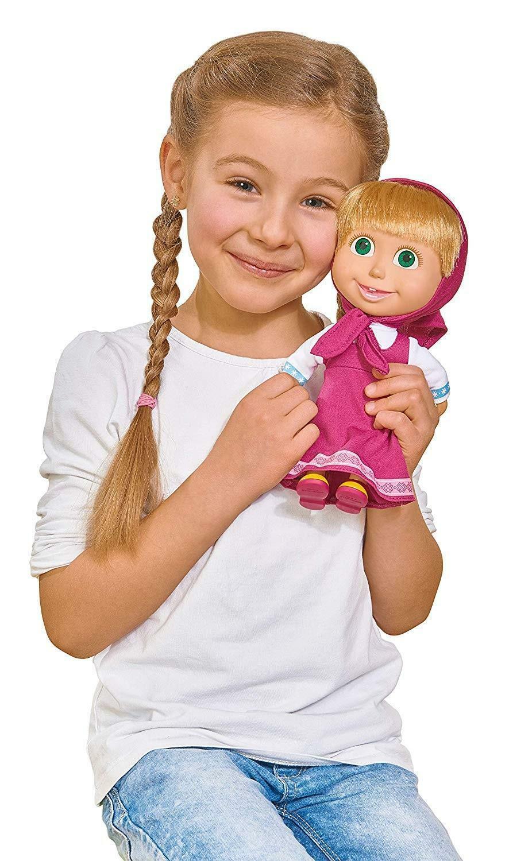 simba simba bambola masha 23 cm