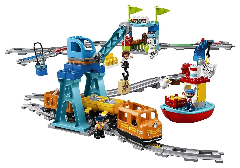 lego lego duplo 10875 - il grande treno merci