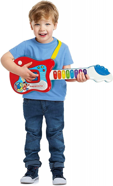 clementoni sapientino - la mia chitarra 12063