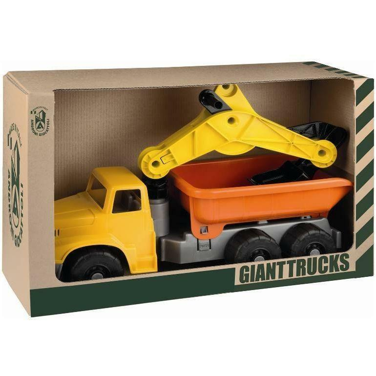 androni androni camion escavatore gigante 75 cm
