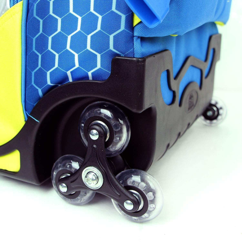 giochi preziosi gopop robot zaino trolley spinner