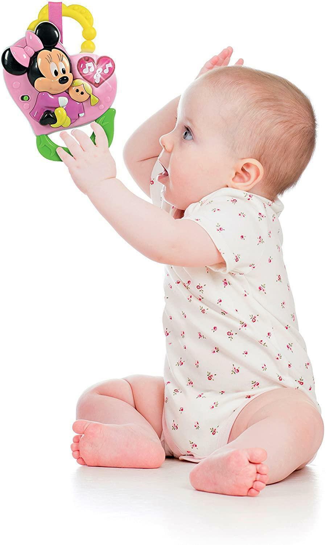 clementoni baby minnie sonaglino cuore 14979