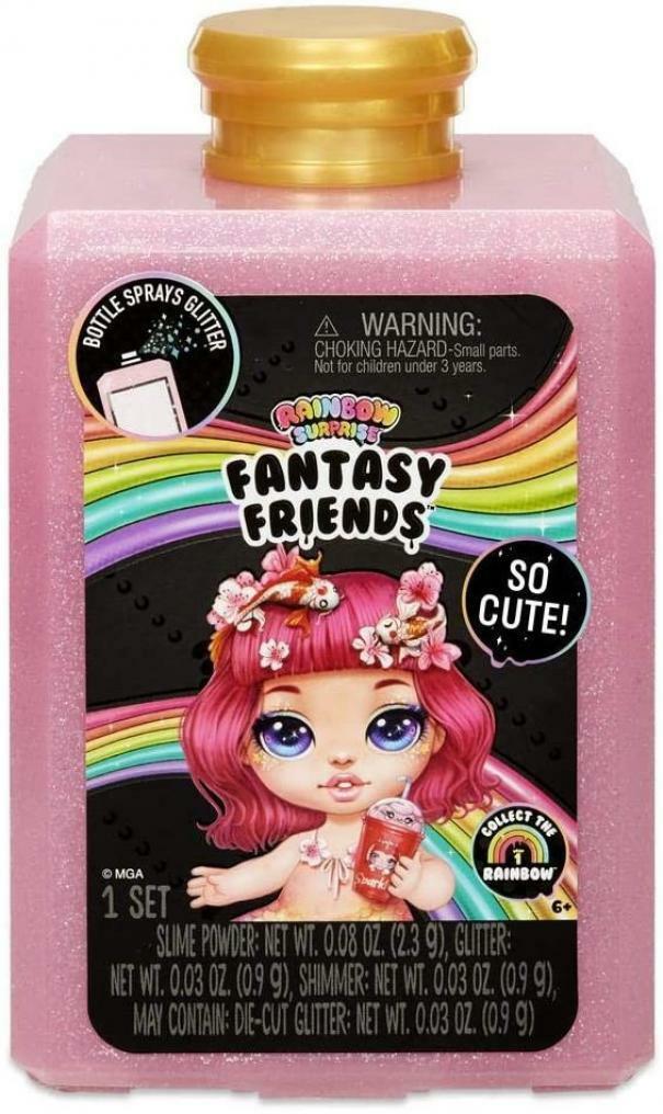 giochi preziosi poopsie fantasy friends